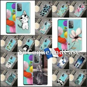 Schutzhülle Cover Transparent TPU Schutzhülle Samsung Galaxy A32,A32 5G,A52 A72