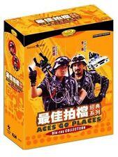 Samuel Hui Aces Go Places Series HK 5 Movie Discs Classic Blu-ray Boxset
