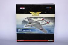 De Havilland Vampire Wg Cdr Millington Royal Auxiliary Air Force Corgi AA37301