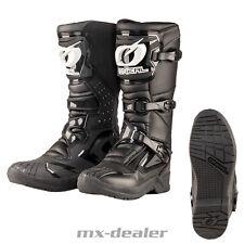 2021 ONeal O´Neal RSX Motocross MX Stiefel Schwarz Enduro Boot Quad Supermoto
