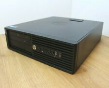 HP Z220 Workstation Windows 10 Desktop Intel Xeon E3 1225 3.2GHz 8GB 1TB HDD
