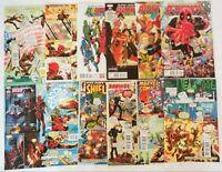 Deadpool 1,2,3,4,5,6,7,8,9,10,11,12-2015-Koblish Variants-1st App Deadpool 2099-