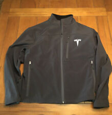 Neu Herren Tesla NRG Racing Bomber Jacke Auto Fan Jacket Size S-3XL