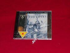 R.E.M. – Document cd bonus tracks