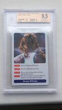 SERENA Williams ROOKIE CARD-una questione di Sport 2002 BGS 9.5 - GEM Nuovo di zecca