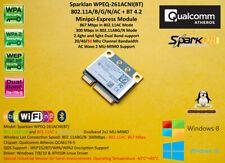 Sparklan WPEQ-261ACNI(BT) Wlan 802.11AC 867mbps Atheros QCA6174A minipci-express