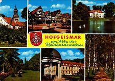 Hofgeismar , Ansichtskarte ,1983 gelaufen