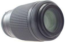 NIKON AF Nikkor 75-240 mm f/4.5-5.6 Nikon AF Monte D Obiettivo Fotocamera-C45