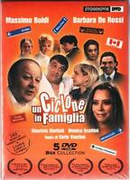 Un Ciclone in Famiglia Box Collection 5 DVD Massimo Boldi