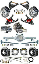 NEW SUSPENSION & WILWOOD BRAKE SET,CURRIE REAR END,CONTROL ARMS,POSI GEAR,646633