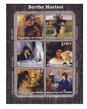 Chad 07  2002  MNH  art