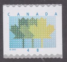 Canada 2002 #1927 Domestic Coil - Unused
