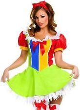 ToBeInStyle Women's Vinyl Fairyland Princess Dress