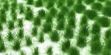Miniature Model Self Adhesive Static Tufts - Dark Green Grass 4mm Army Pack
