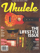 NEW! UKULELE Winter 2015 TAB Bruno Mars Adele 3 SONGS to Play +STAGE/STUDIO Mag
