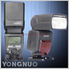 Yongnuo YN660 Flash Speedlite Master for Nikon D800E D800 D750 D600 D300 D300s