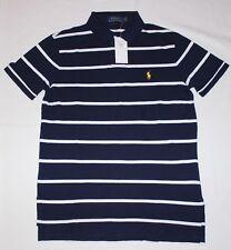 Ralph Lauren Ringel-Poloshirt marine-weiß Gr.M NEUW