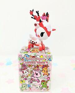 """Tokidoki Unicorno Blind Box Figure """"Flower Power"""" - Plum Blossom"""