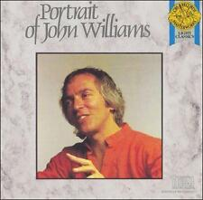 Portrait of John Williams Johann Sebastian Bach, Agustin Barrios-Mangore, Leo B