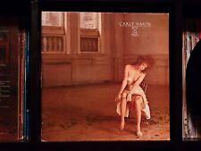 Carly Simon ♫ Boys in the Trees ♫ Rare EX 1978 Elektra Records Original Vinyl LP