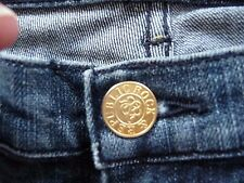 Women Jeans Size 29 Pre-owned by Rock & Republic AUTHENTIC Washed God Thread OK