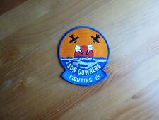 VF-111 Original 90's patch Sundowners F-14 Tomcat Nas Miramar CVW Navy Top Gun