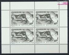 Autriche 1922S Feuille miniature impression noir neuf 1988 timbres spéci(9057872