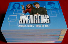 THE AVENGERS - DEFINITIVE TRADING CARD COLLECTION Series Two - Strictly Ink 2005