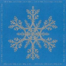 Snowflake - Christmas cards