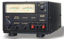 QJPS 30II 30 35 AMP Alimentatore PSU SPS Maas spina UK Radio amatoriale