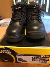 original swat boots Metro Air safty steel toe 10.5 wide width