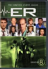 ER: The Complete Eighth Season (DVD,2008)