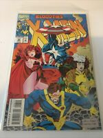 Marvel Comics Bloodties Part 2 Of 5 X Men Captain America 26 November 1993