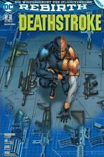 Deathstroke (all new 2017) 2, Panini