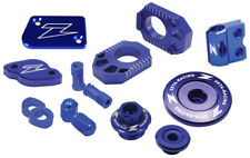 Zeta Billet Kit RMZ 250 07-17 RMZ 450 05-17 AXLE BLOCKS CYLINDER COVERS PLUGS