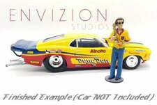 1/25 1/24 Chevy Ford Drag Racing Dyno Don Figure NHRA Unfinish Custom Made