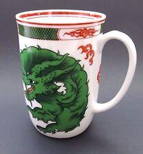 Fitz and Floyd Dragon Crest Mug Vintage 1975 Dinnerware