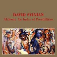"DAVID SYLVIAN ""ALCHEMY-AN INDEX POSSIBILITIES"" CD NEU"