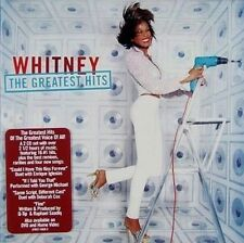 The Greatest Hits by Whitney Houston (CD, May-2000, 2 Discs, Arista)