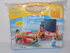 Playmobil City Life 5971 Take Along 33 pieces New