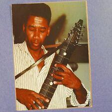POP-CARD feat. ALPHONSO JOHNSON / CHAPMAN STICK  , 11x15cm greeting card aax