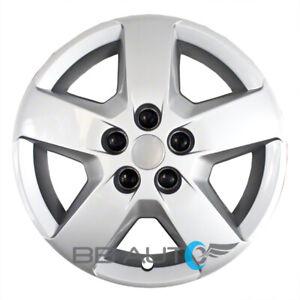 """NEW 16"""" 5 Spoke Silver Hubcap Wheel Cover for 2007-2011 CHEVROLET HHR"""