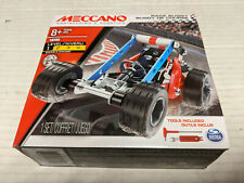 MECCANO Engineering & Robotics Set Race Buggy 107 Pieces # 18205 NEW SEALED
