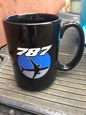 Official Promo Ceramic Mug Boeing 787 New