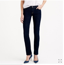 Women's J.Crew Matchstick Jean in Classic Rinse Size 25S 25 Short