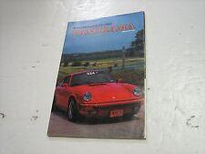 PORSCHE PANORAMA MAGAZINE September 1984 Red CARRERA 911 928 944 924 356 TURBO
