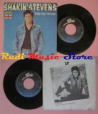 LP 45 7'' SHAKIN STEVENS This ole house Marie marie 1981 germany no cd mc dvd