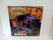 NEW SEALED HARRY POTTER AND THE SORCERER'S STONE 260 PIECES PUZZLE