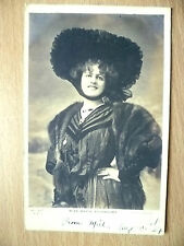 1904 Used Postcards- Actresses MISS MARIE STUDHOLME, No.33