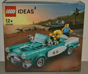 2020 LEGO IDEAS 40448 VINTAGE CAR - New & Sealed